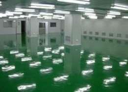 环氧地坪铺装的地面湿度很大怎么办?