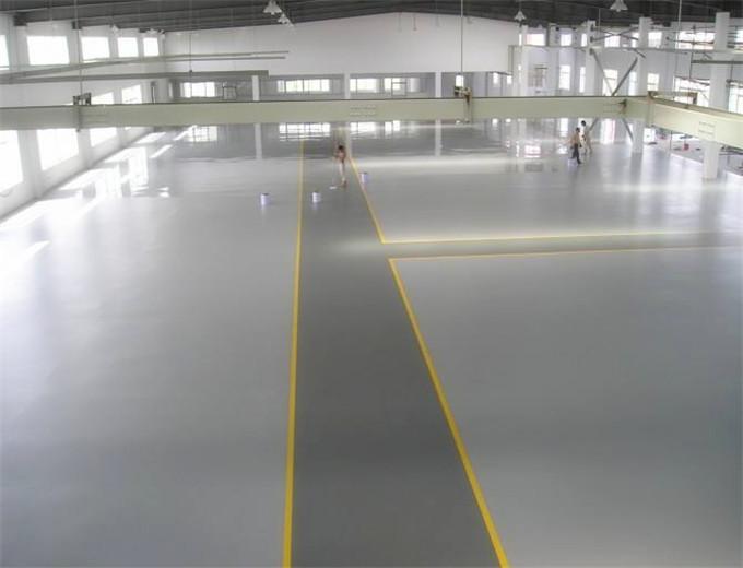 环氧地坪漆硬施工前检查事项有哪些?